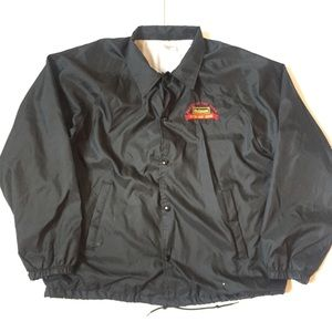 Vintage Holsum bakery Workers jacket windbreaker